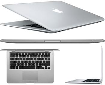 MacBook Air - najcieńszy notebook na świecie