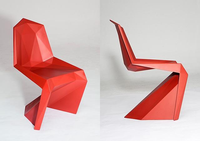 Panton Chair w niskiej rozdzielczości