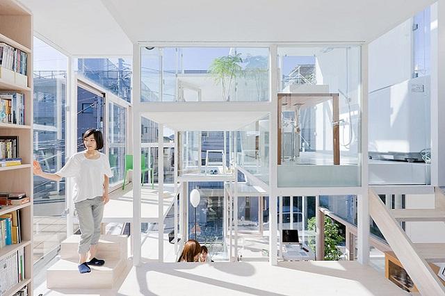 W szklanym domu