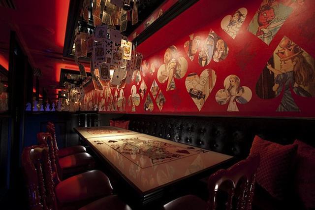 Restauracja Alicja w Krainie Czarów