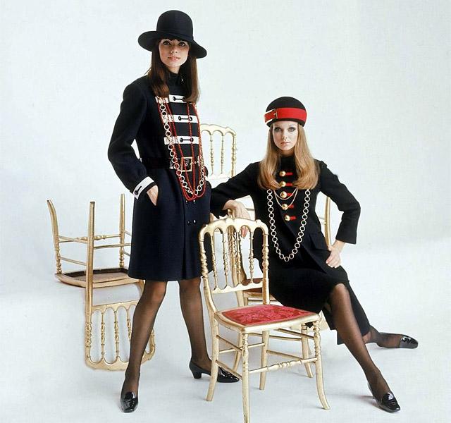 Paryska moda w latach 60-tych