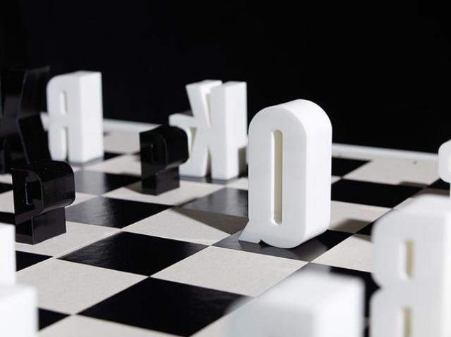 Typograficzne szachy