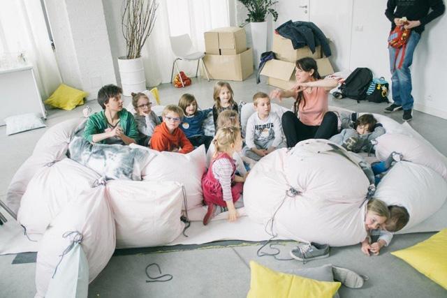 Ene Due De - Festiwal Designu dla dzieci